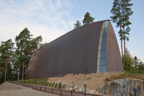 Lucrari, proiecte Panouri arhitecturale din cupru AURUBIS - Poza 95
