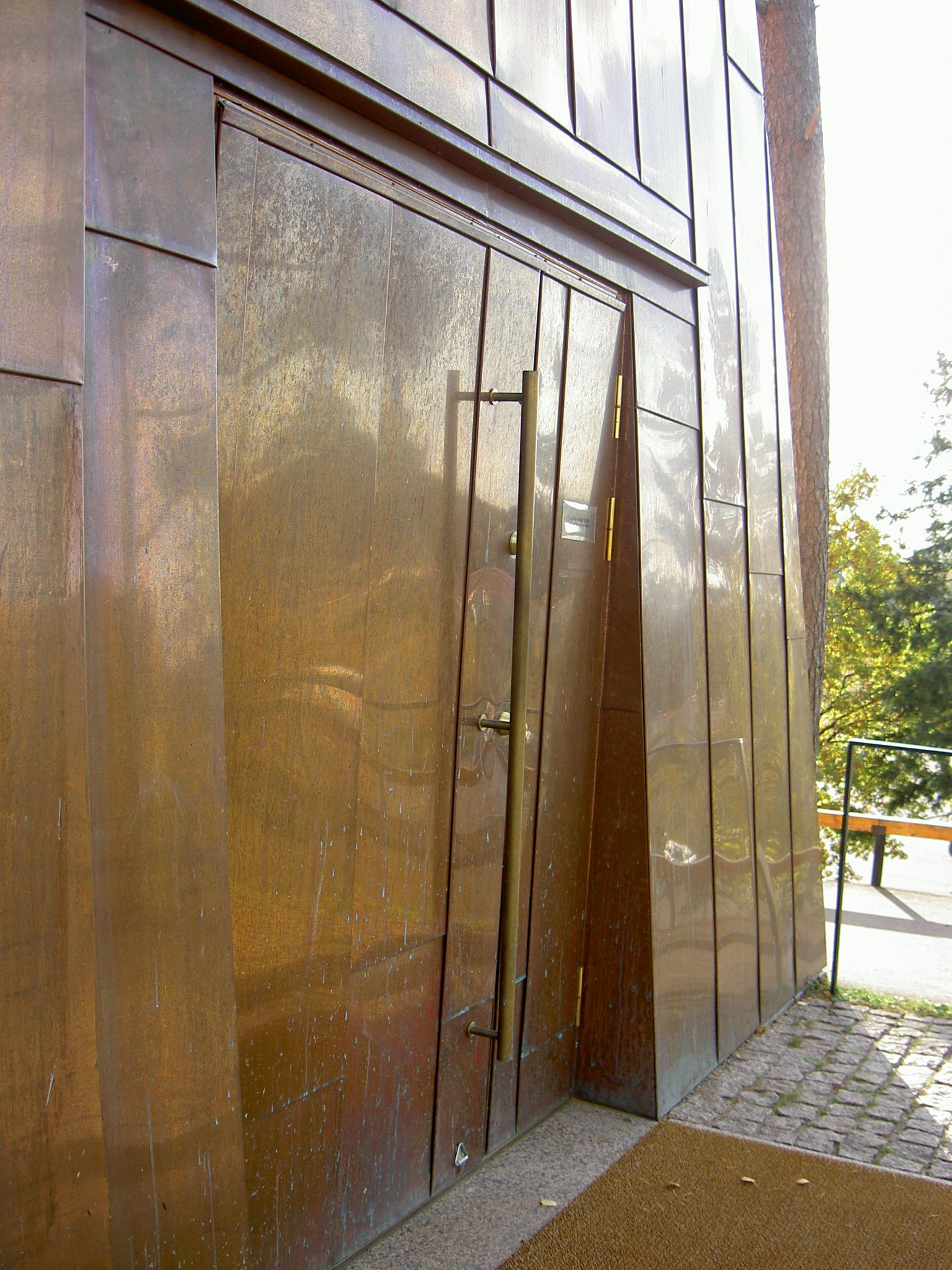 Panouri arhitecturale din cupru AURUBIS - Poza 96
