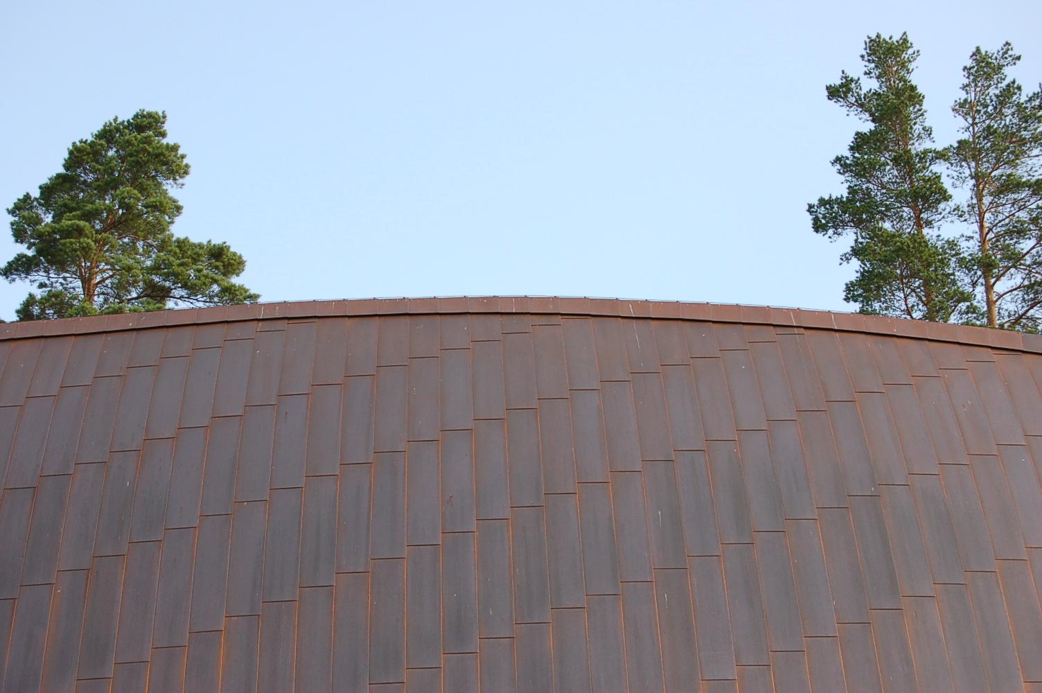 Panouri arhitecturale din cupru AURUBIS - Poza 99