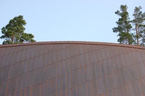 Exemple de utilizare Solutii arhitecturale din cupru AURUBIS - Poza 99