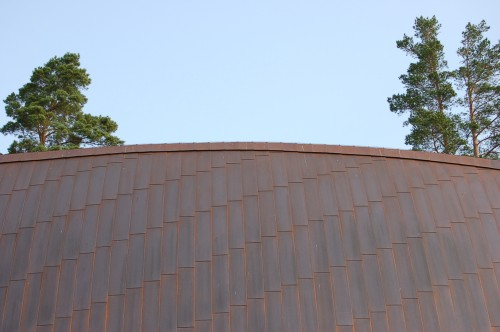 Lucrari, proiecte Panouri arhitecturale din cupru AURUBIS - Poza 99