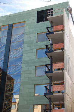 Exemple de utilizare Solutii arhitecturale din cupru AURUBIS - Poza 100