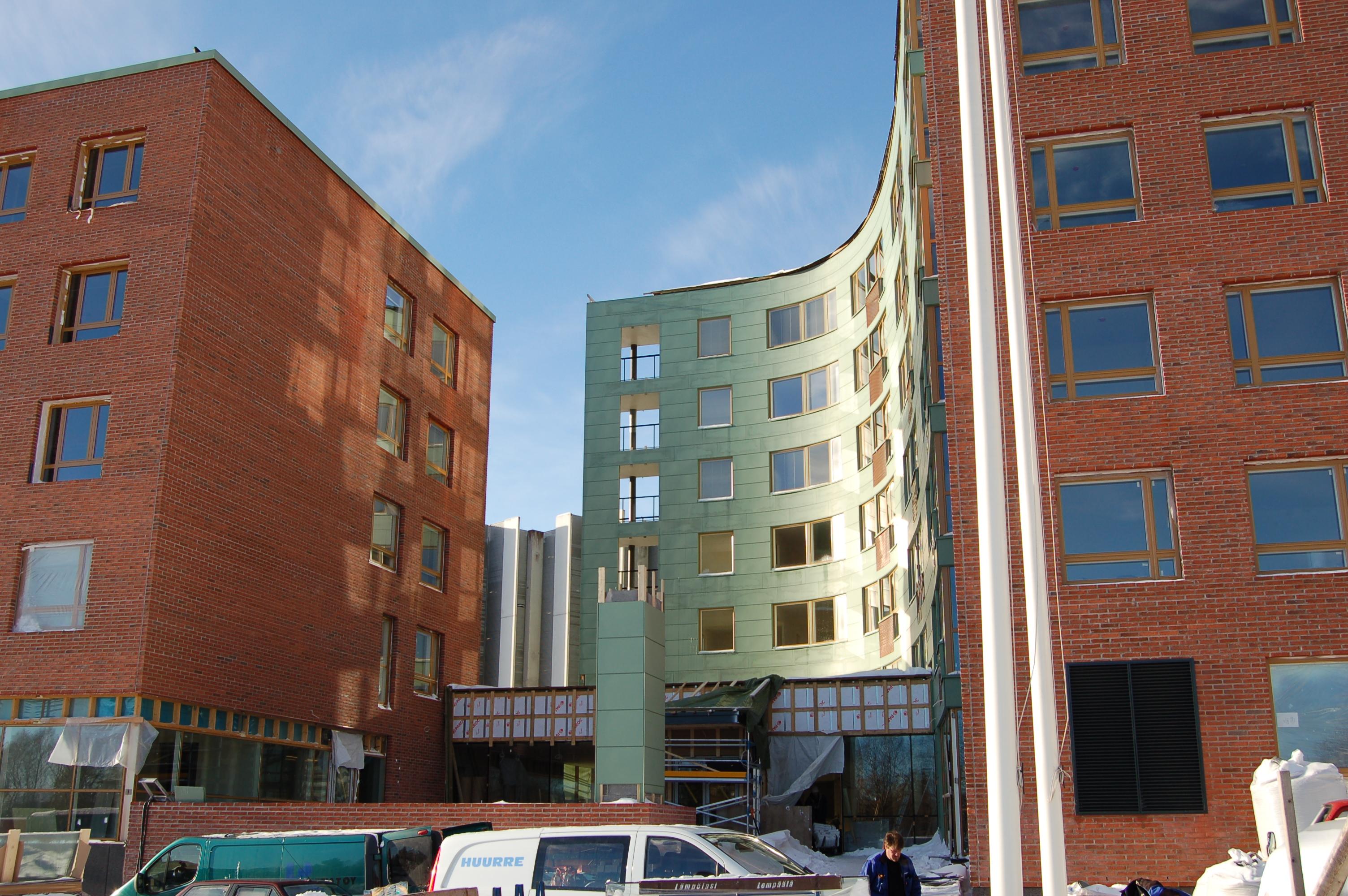 Panouri arhitecturale din cupru AURUBIS - Poza 101