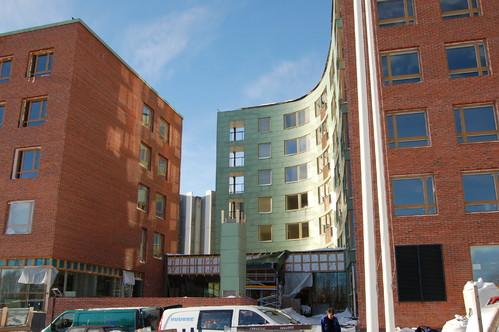 Exemple de utilizare Solutii arhitecturale din cupru AURUBIS - Poza 101