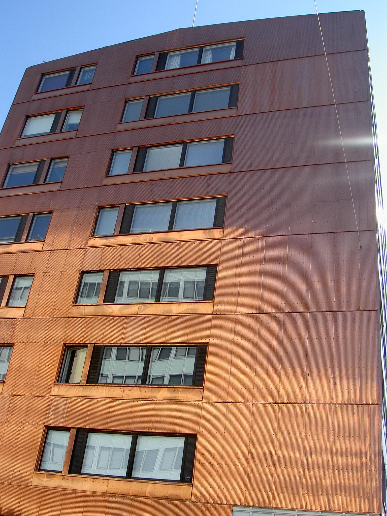 Panouri arhitecturale din cupru AURUBIS - Poza 105