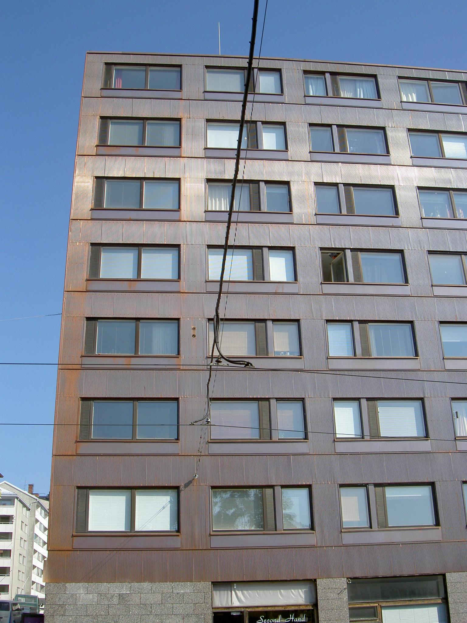 Panouri arhitecturale din cupru AURUBIS - Poza 107