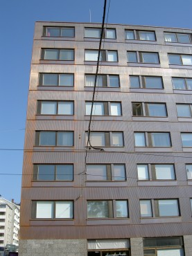 Exemple de utilizare Solutii arhitecturale din cupru AURUBIS - Poza 107