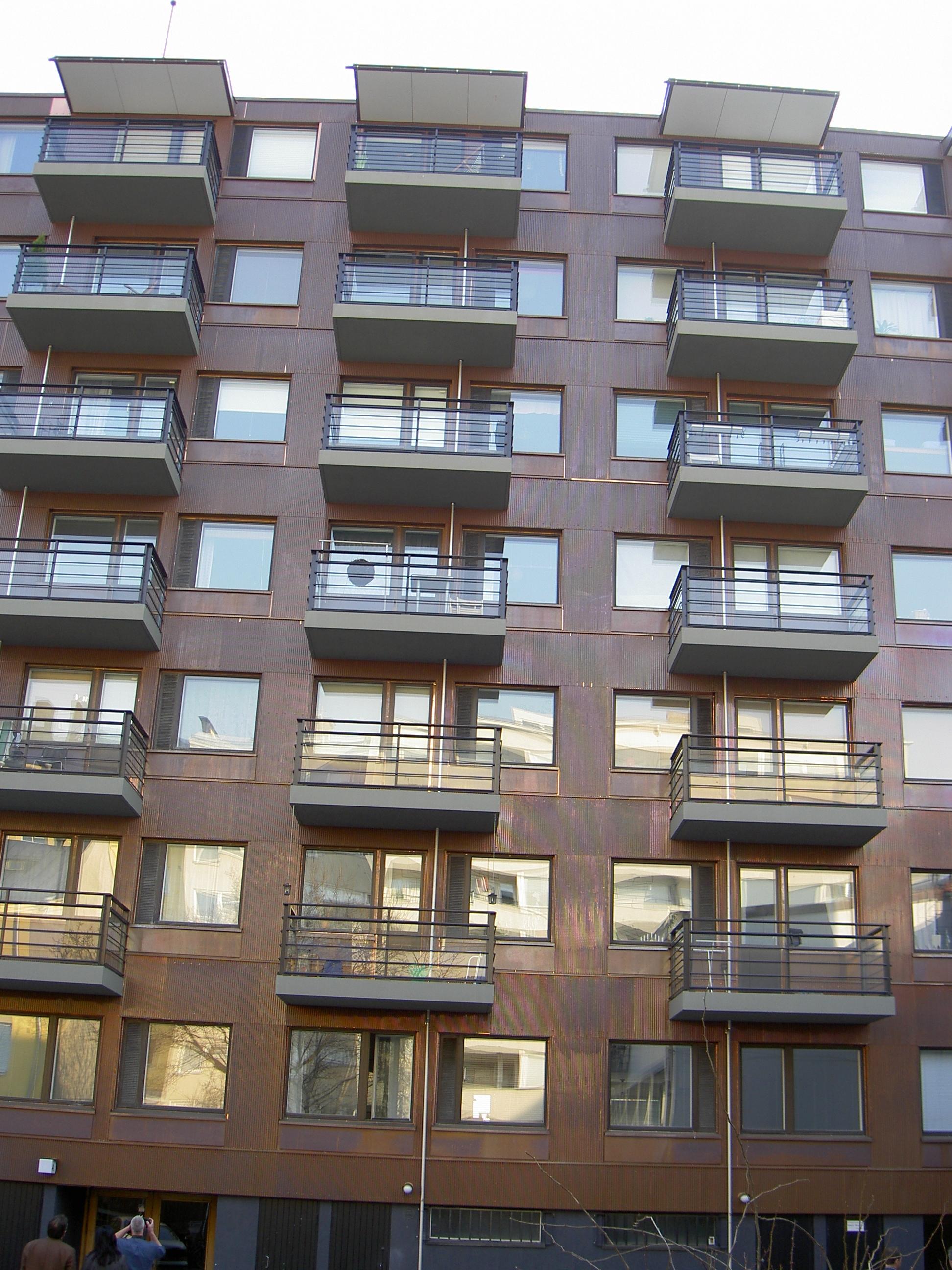 Panouri arhitecturale din cupru AURUBIS - Poza 109