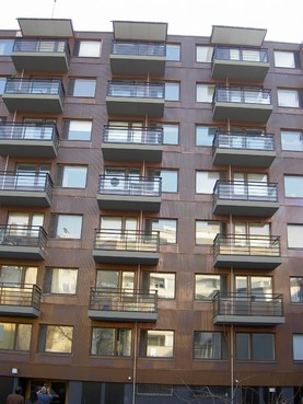 Lucrari, proiecte Panouri arhitecturale din cupru AURUBIS - Poza 109