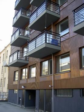 Lucrari, proiecte Panouri arhitecturale din cupru AURUBIS - Poza 110