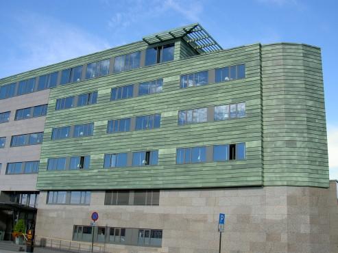 Exemple de utilizare Solutii arhitecturale din cupru AURUBIS - Poza 113