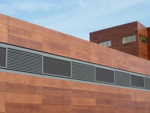 Prezentare produs Panouri din lemn pentru placari PARKLEX Facade - Poza 6
