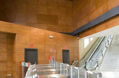 Prezentare produs Panouri din lemn pentru placari PARKLEX Facade - Poza 23