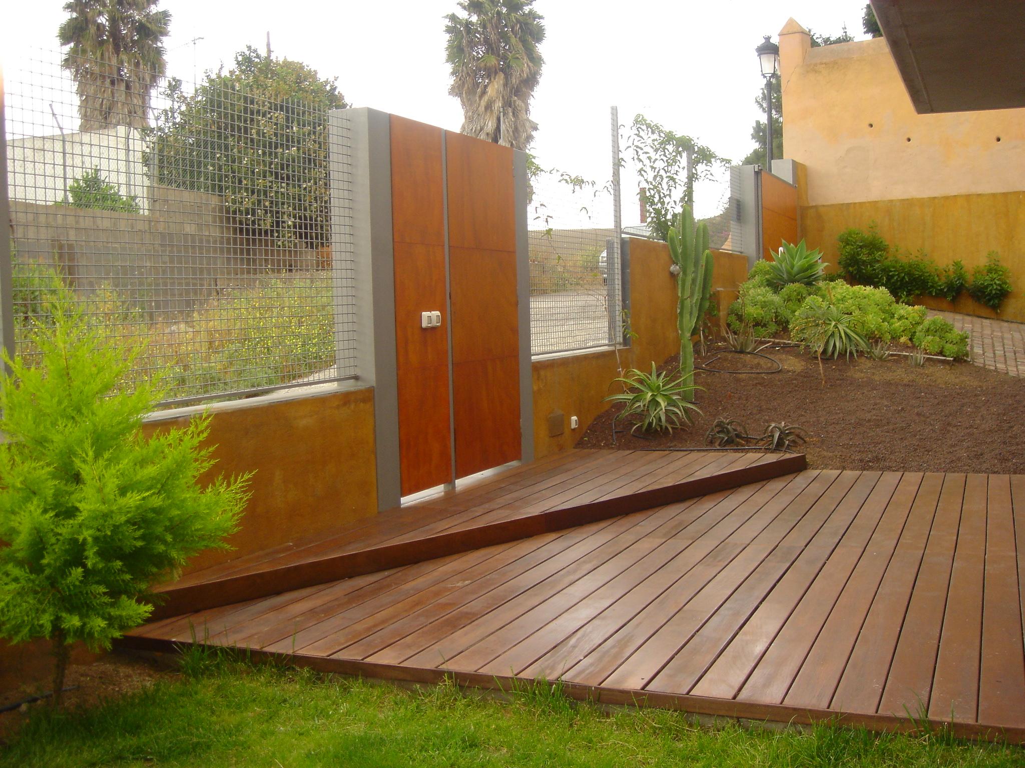 Panouri din lemn pentru placari PARKLEX Facade - Poza 12