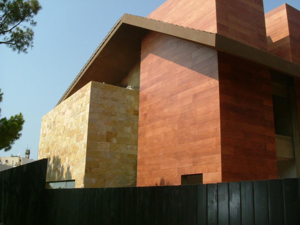 Panouri din lemn pentru placari PARKLEX Facade - Poza 20