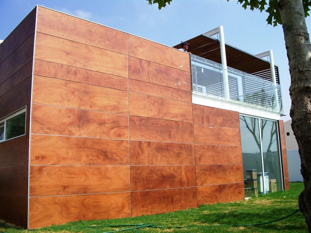 Panouri din lemn pentru placari PARKLEX Facade - Poza 18