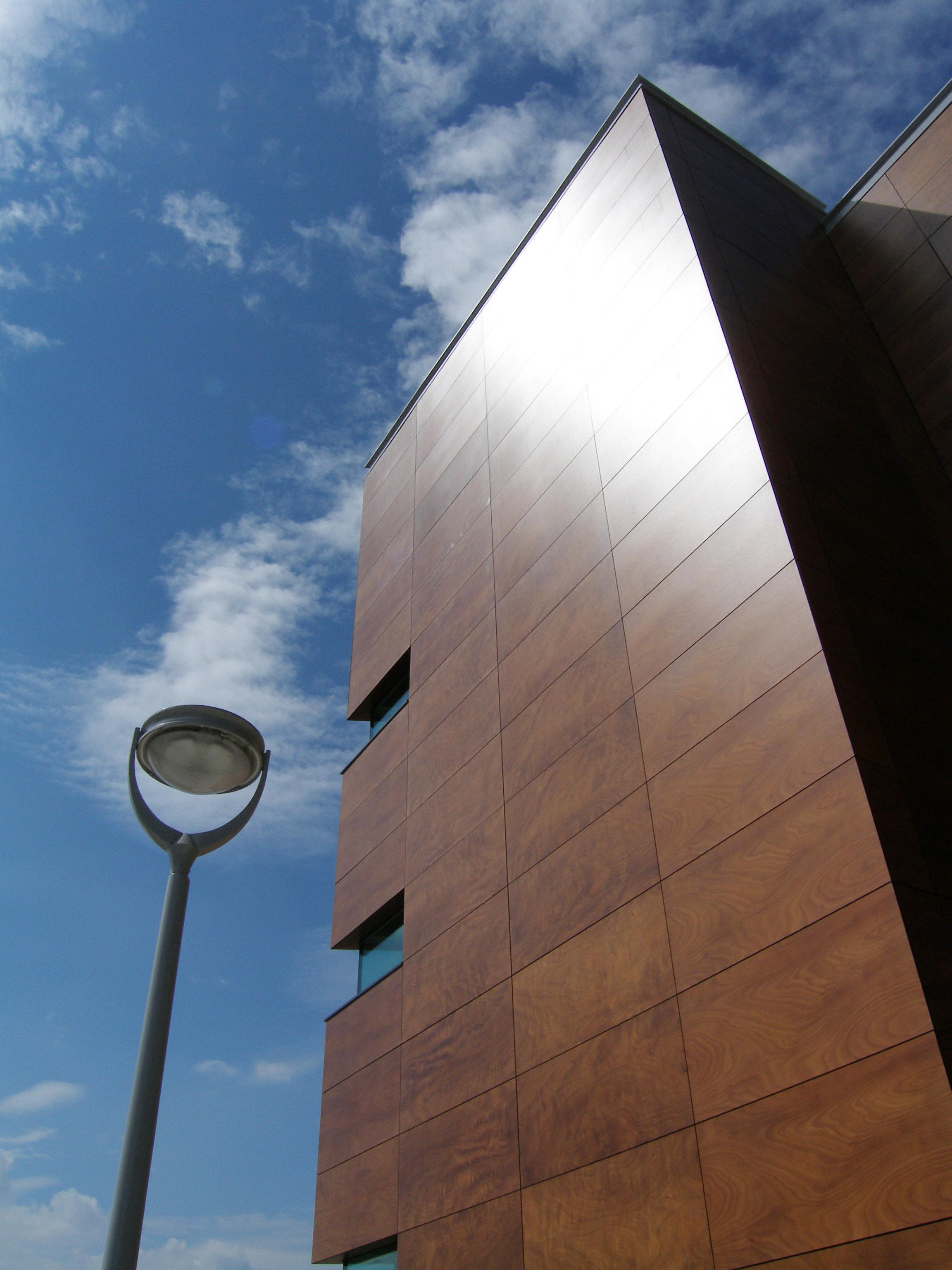 Panouri din lemn pentru placari PARKLEX Facade - Poza 16
