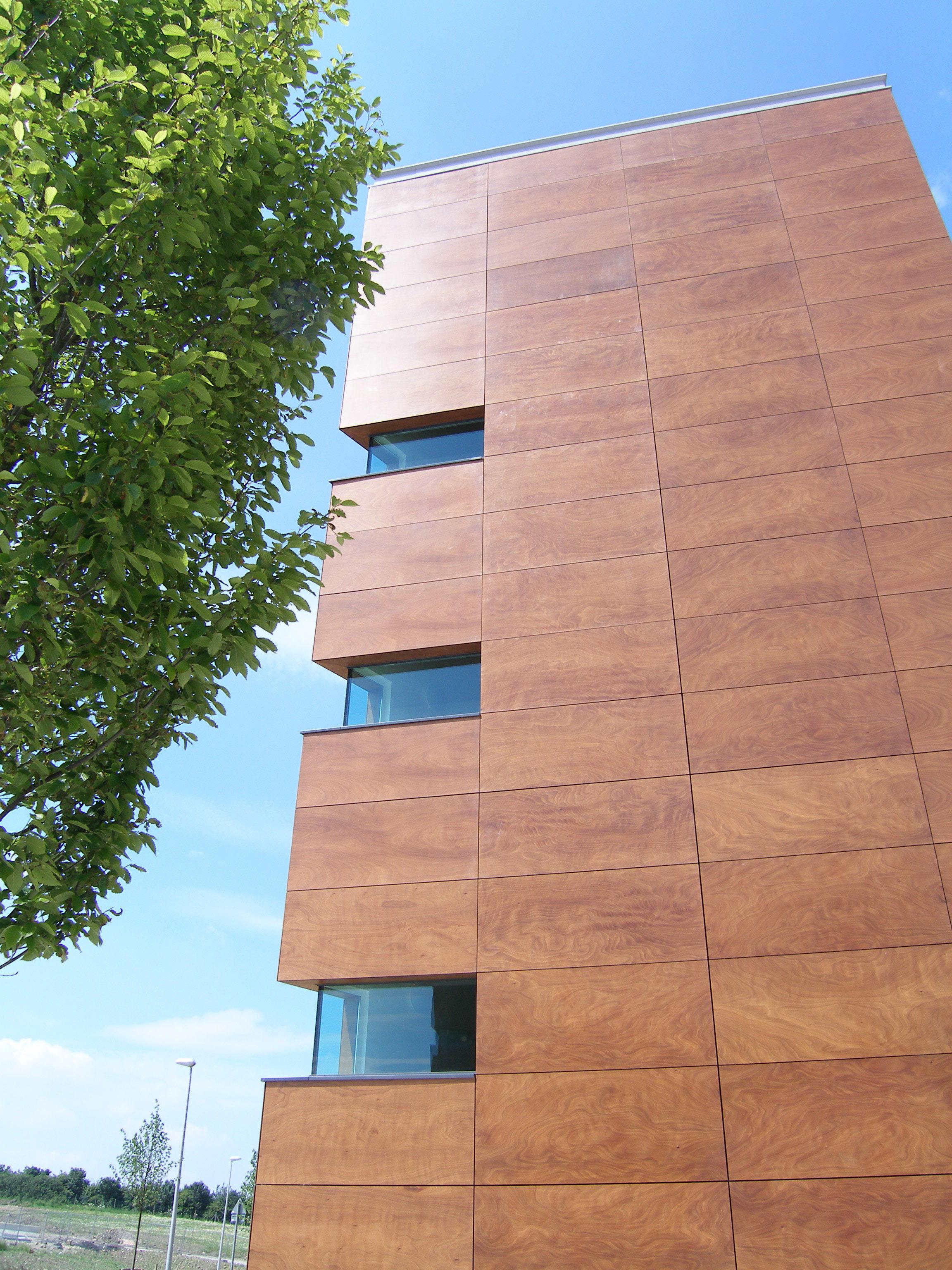 Panouri din lemn pentru placari PARKLEX Facade - Poza 17
