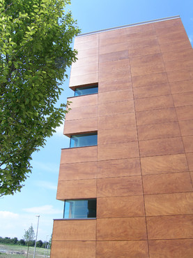 Prezentare produs Panouri din lemn pentru placari PARKLEX Facade - Poza 17