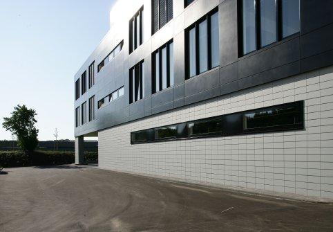 Lucrari, proiecte Sisteme de fatada din ceramica ARGETON - Poza 10