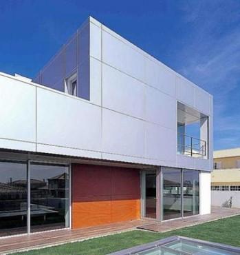 Prezentare produs Tablu aluminiu finisaj PVDF NOVELIS - Poza 8