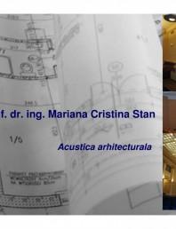 Lucrari privind acustica arhitecturala
