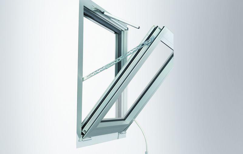 Sisteme de actionare manuala pentru deschiderea ferestrelor GEZE - Poza 1