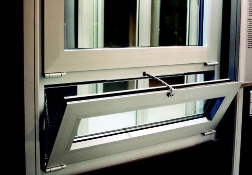 Sisteme de actionare electrica pentru deschiderea ferestrelor prin actionare directa GEZE - Poza 2