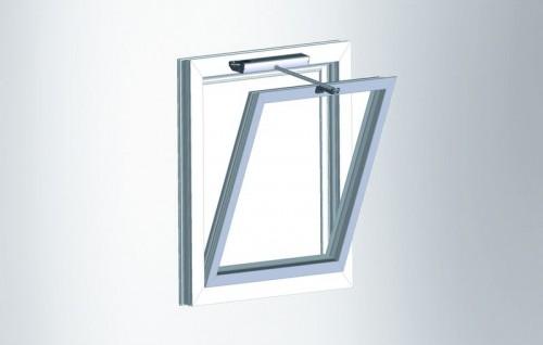 Sisteme de actionare electrica pentru deschiderea ferestrelor prin actionare directa GEZE - Poza 5