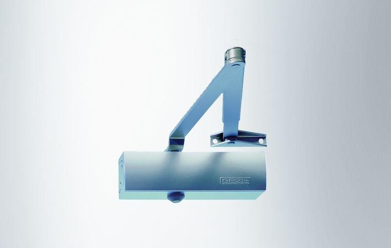 Amortizoare hidraulice cu montaj aparent sau integrat, pentru usi batante GEZE - Poza 1