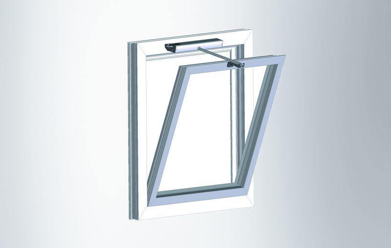Sisteme de actionare electrice pentru deschiderea ferestrelor GEZE - Poza 2