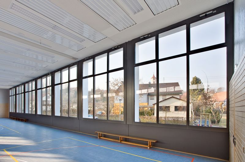 Sisteme de actionare electrice pentru deschiderea ferestrelor GEZE - Poza 4