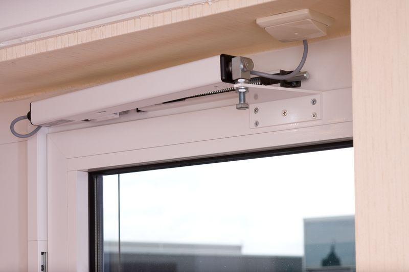 Sisteme de actionare electrice pentru deschiderea si inchiderea ferestrelor GEZE - Poza 3