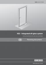 Sistem integrat complet din sticla GEZE