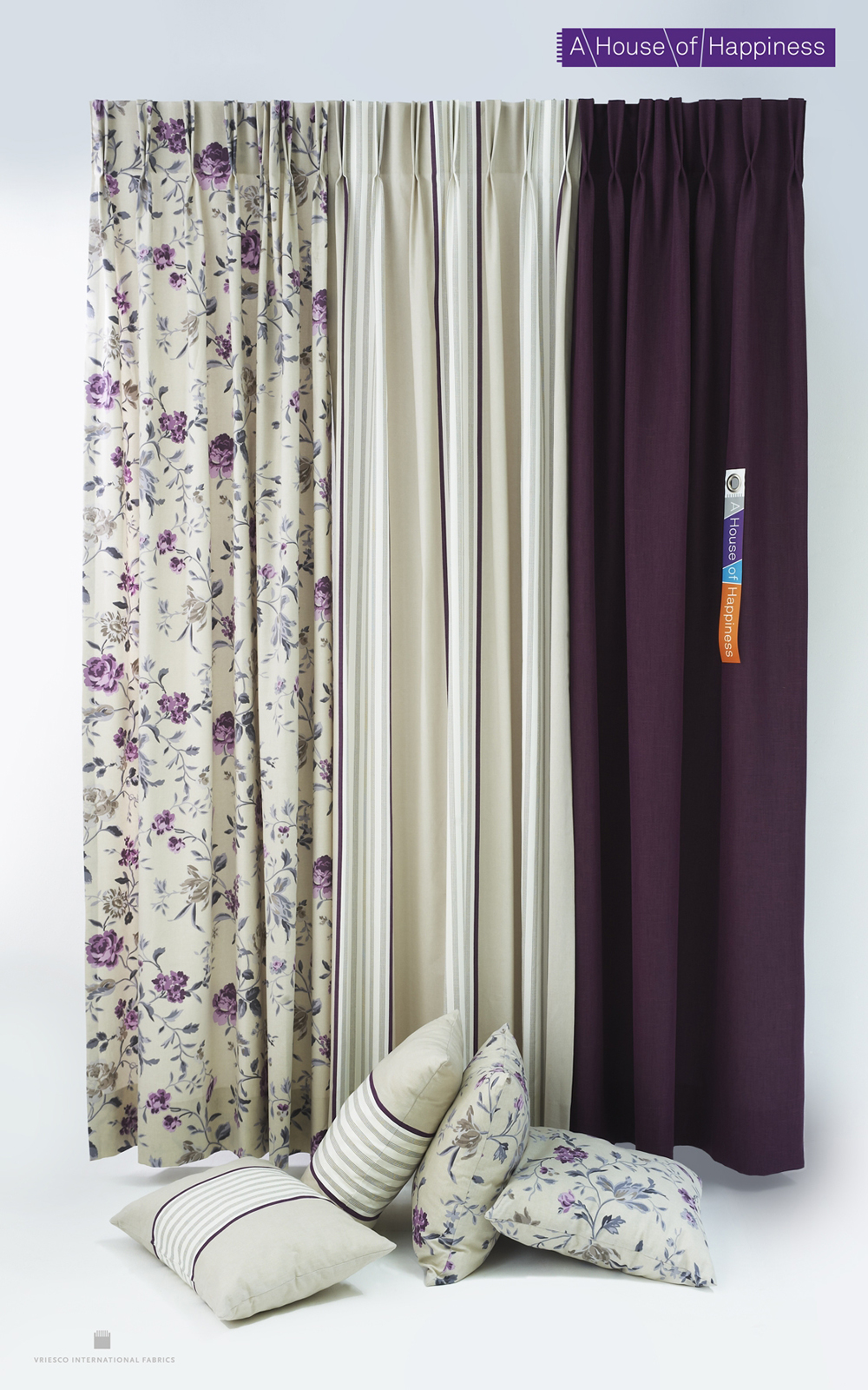 Materiale textile pentru perdele si draperii VRIESCO - Poza 6