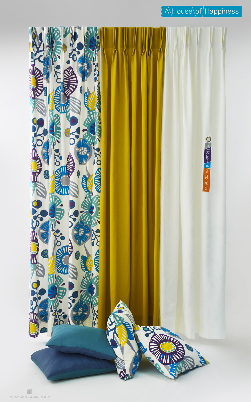 Materiale textile pentru perdele si draperii  VRIESCO - Poza 7