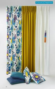 Prezentare produs Materiale textile pentru perdele si draperii  VRIESCO - Poza 7