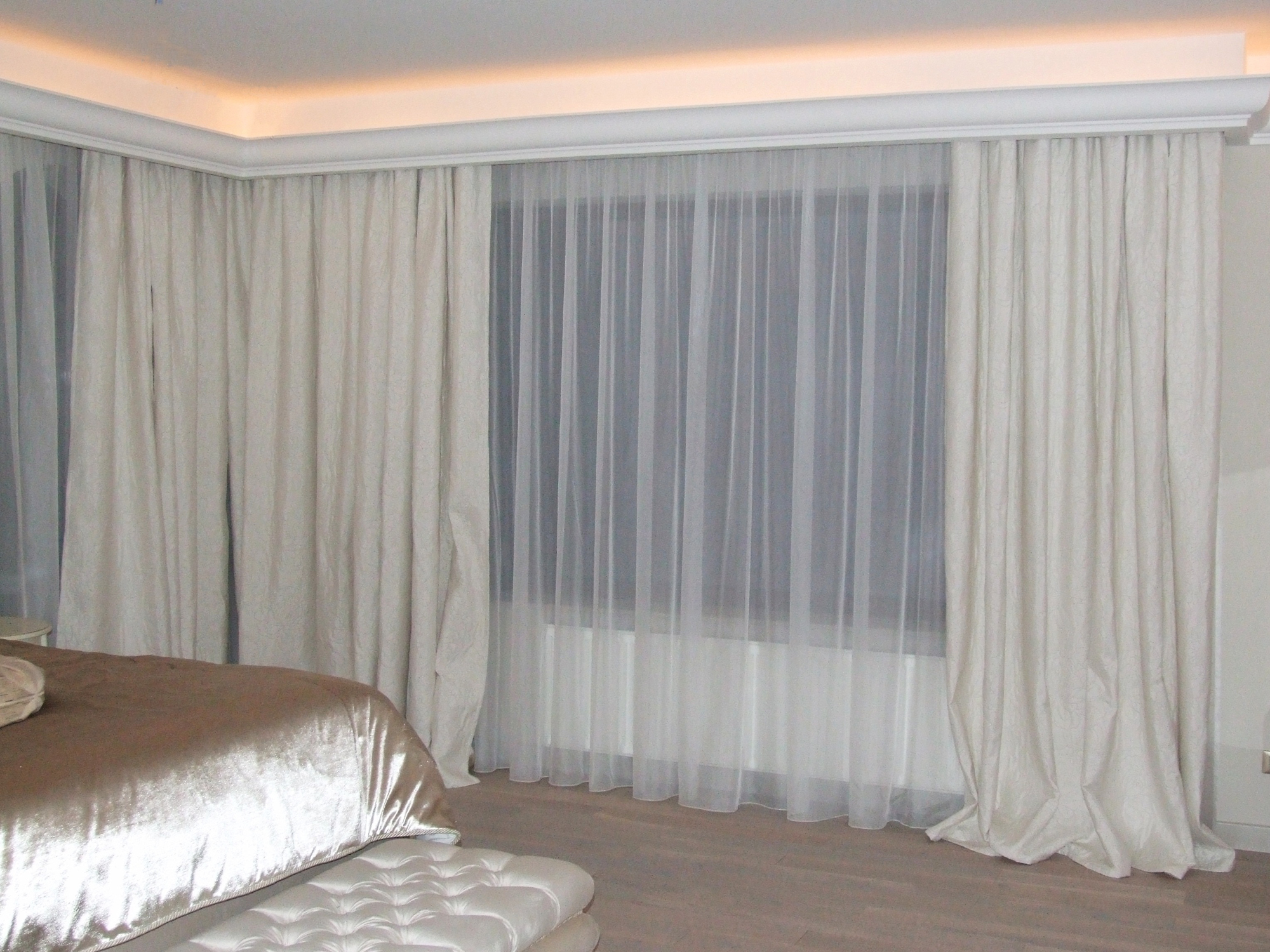 Perdele si draperii din materiale textile VRIESCO - Poza 2
