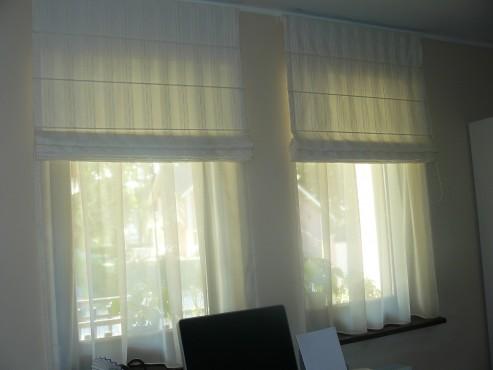 Lucrari, proiecte Perdele si draperii din materiale textile VRIESCO - Poza 3