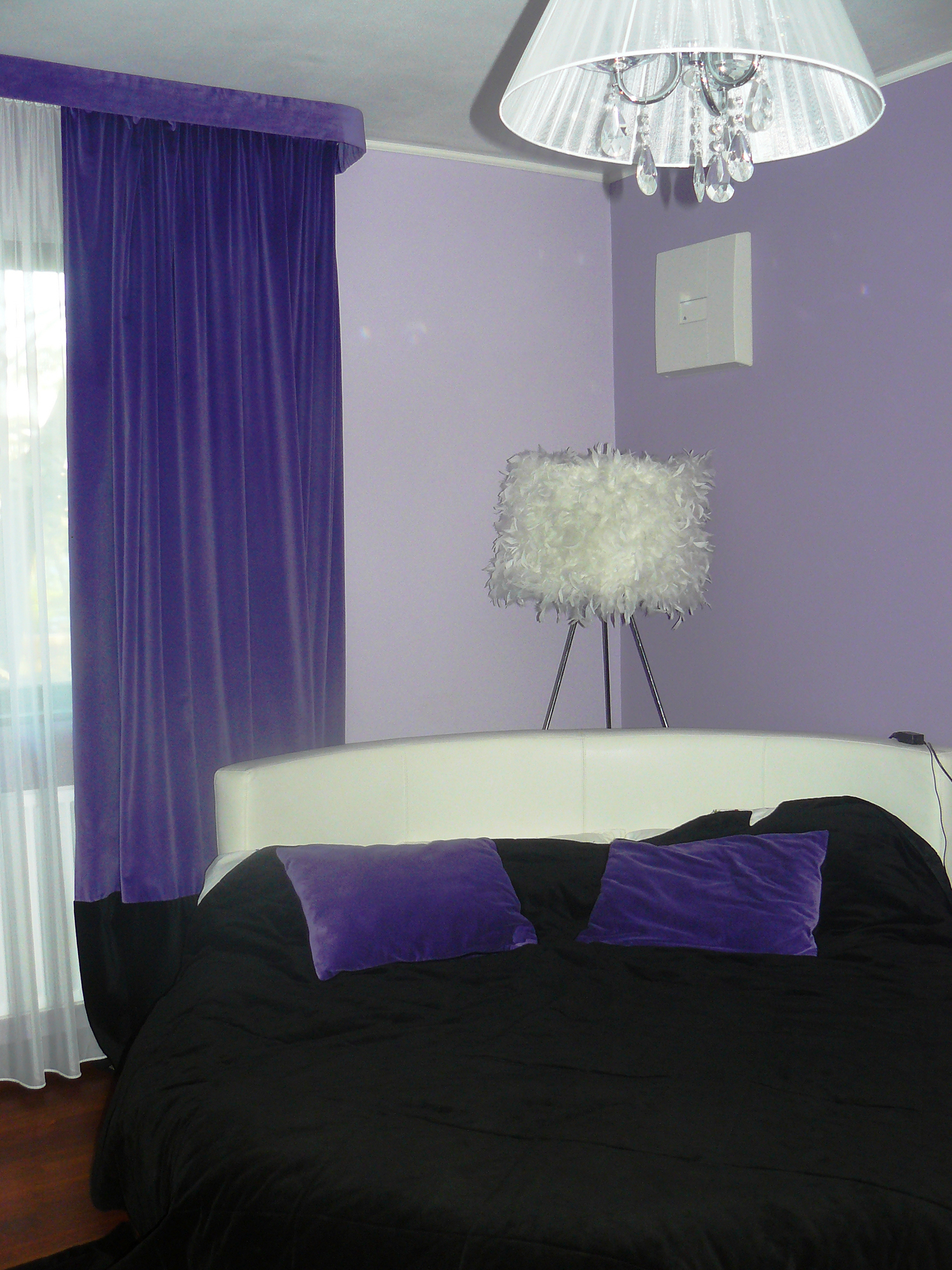 Perdele si draperii din materiale textile VRIESCO - Poza 6
