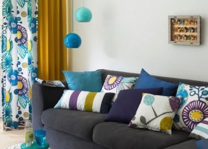Materiale textile pentru perdele si draperii VRIESCO