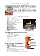 Tehnologia - Injectare de adancime URETEK