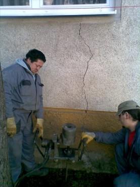 Tehnologia - Injectare de adancime URETEK - Poza 7
