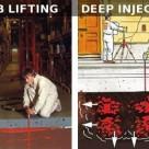 Technologii de injectare rasina sintetica, pentru stabilizarea terenurilor de sub fundatii sau de sub placile asezate pe sol URETEK