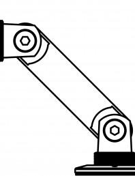 Conector pentru sticla - 02-21-22 D
