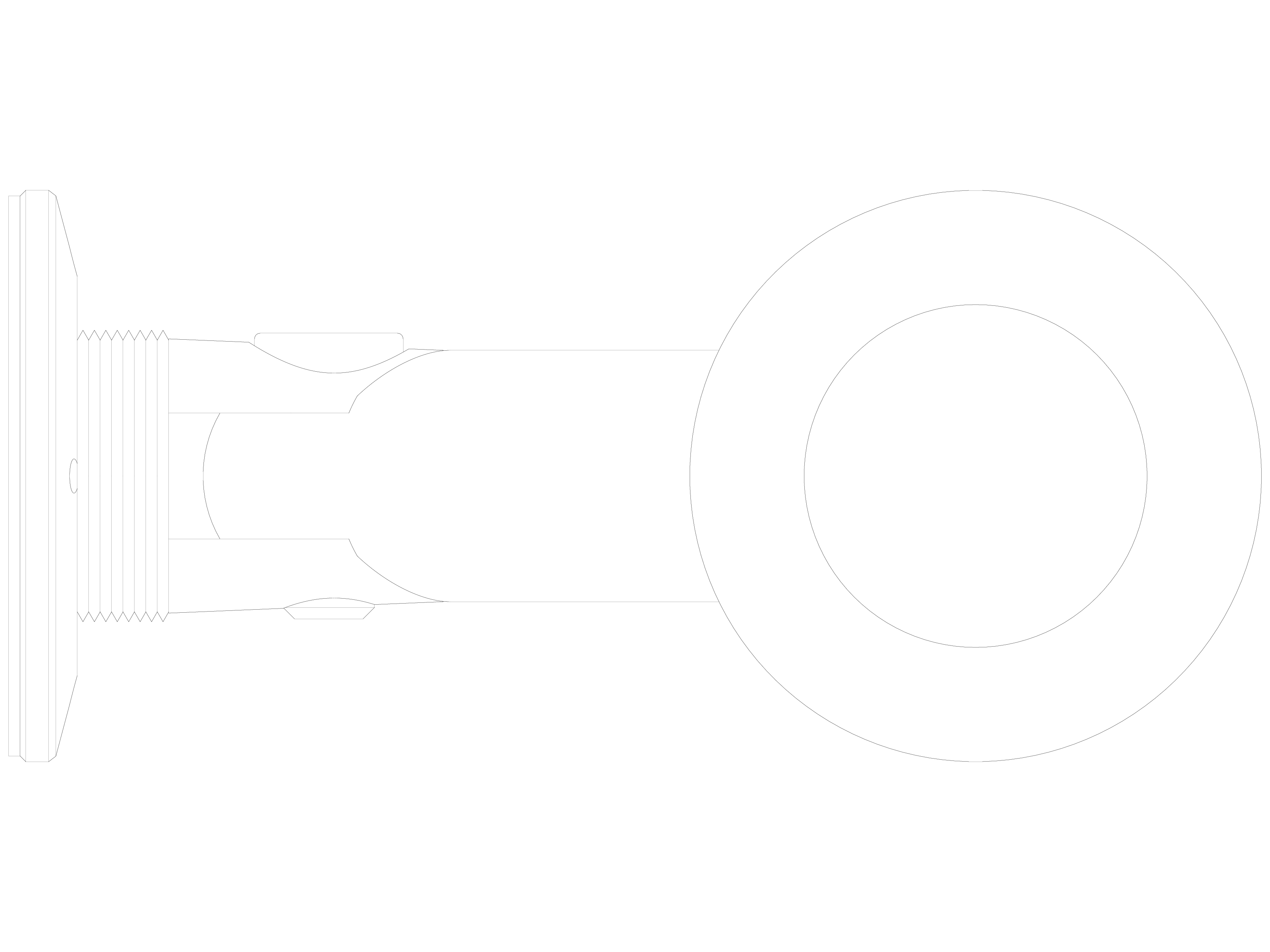 Pagina 1 - CAD-DWG Conector pentru sticla - 02-21-22 F SADEV DECOR Detaliu de produs Conectori