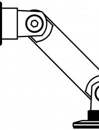 Conector pentru sticla - 02-22-22 D