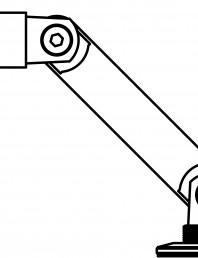 Conector pentru sticla - 02-22-23 D