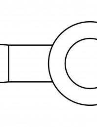 Conector pentru sticla - 02-24-26 F