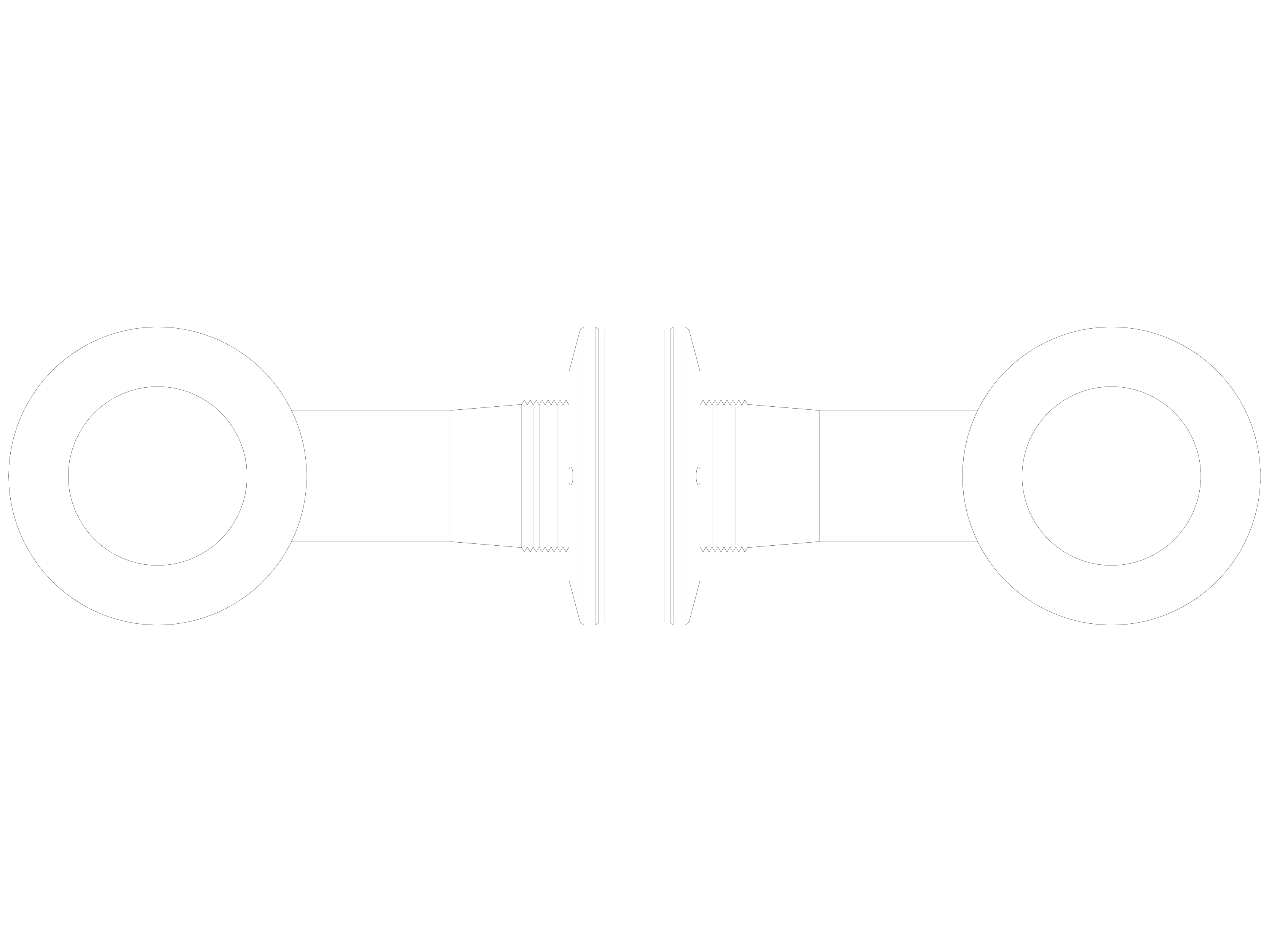Pagina 1 - CAD-DWG Conector pentru sticla - 02-24-26C F SADEV DECOR Detaliu de produs Conectori